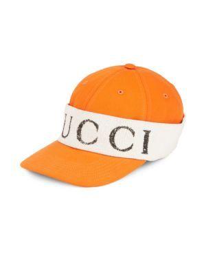 GUCCI Gucci Wrap Baseball Cap.  gucci  cap  c6cb5ab67ae6