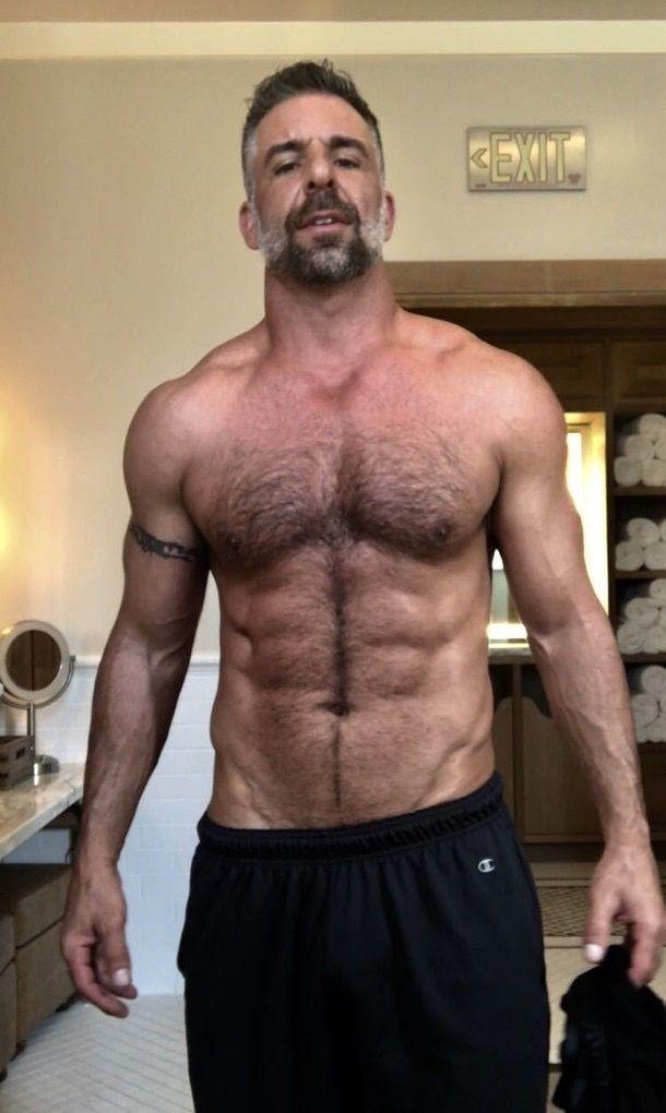 bearded coach hairy Erotic