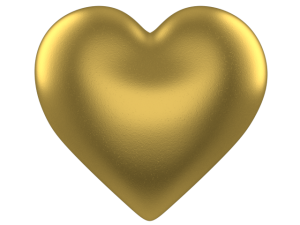 The Meaning Of A Gold Heart Love Heart Images Heart Images Love Heart