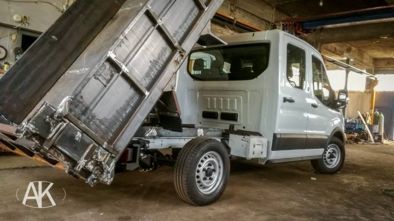 Ford Transit Dump Truck Tippertruck Dumptruck Commercialvehicle Trucklife Trucks Truckporn Transportation Logistics Ford Transit Trucks Tipper Truck