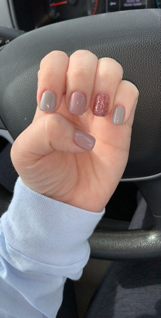50 Stunning Gel Polish Manicure Ideas For Short Nails 2018 Gel