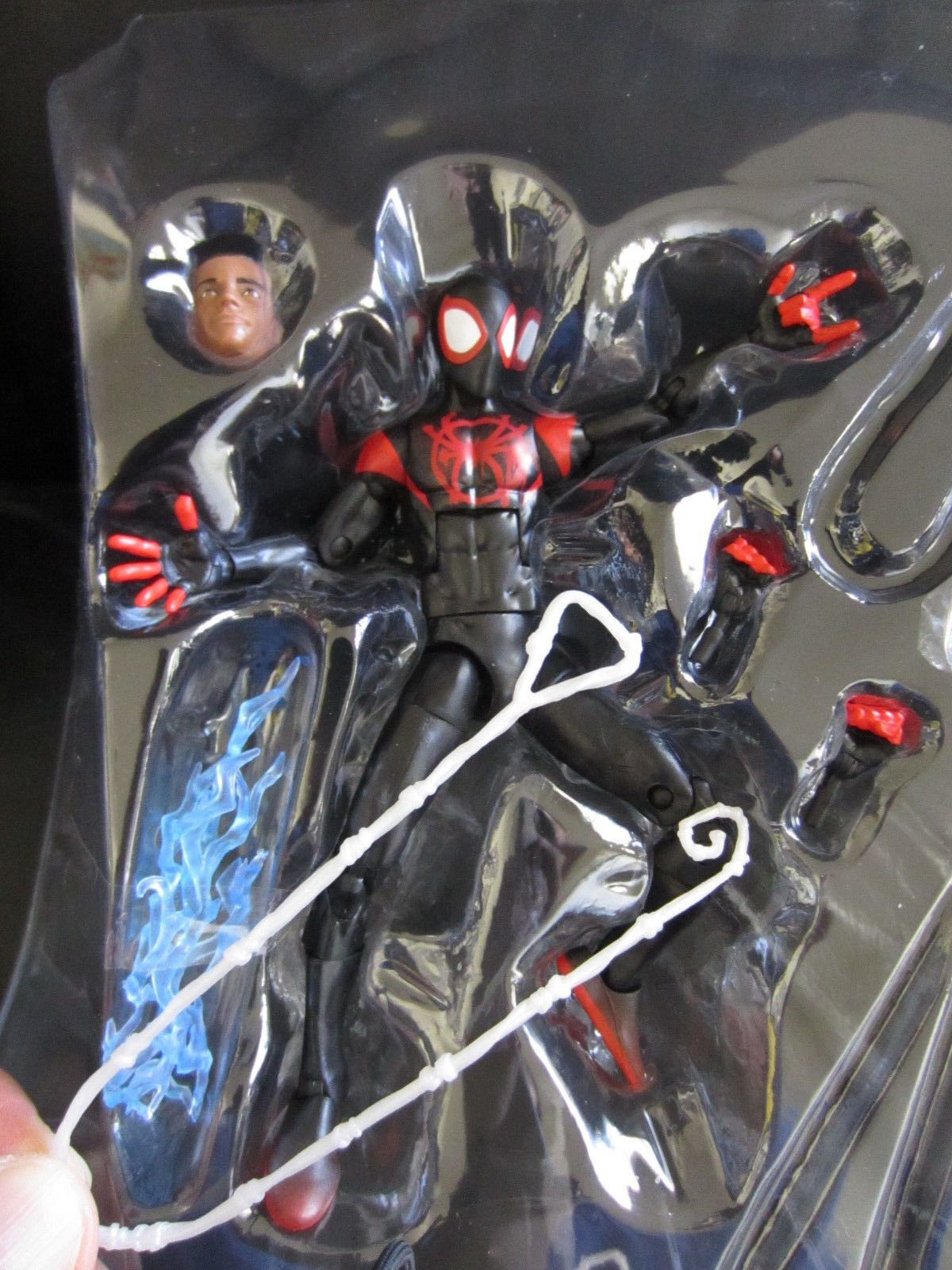 Marvel Legends Series Spider-Man Into the Spider-Verse Miles Morales Spider Gwen