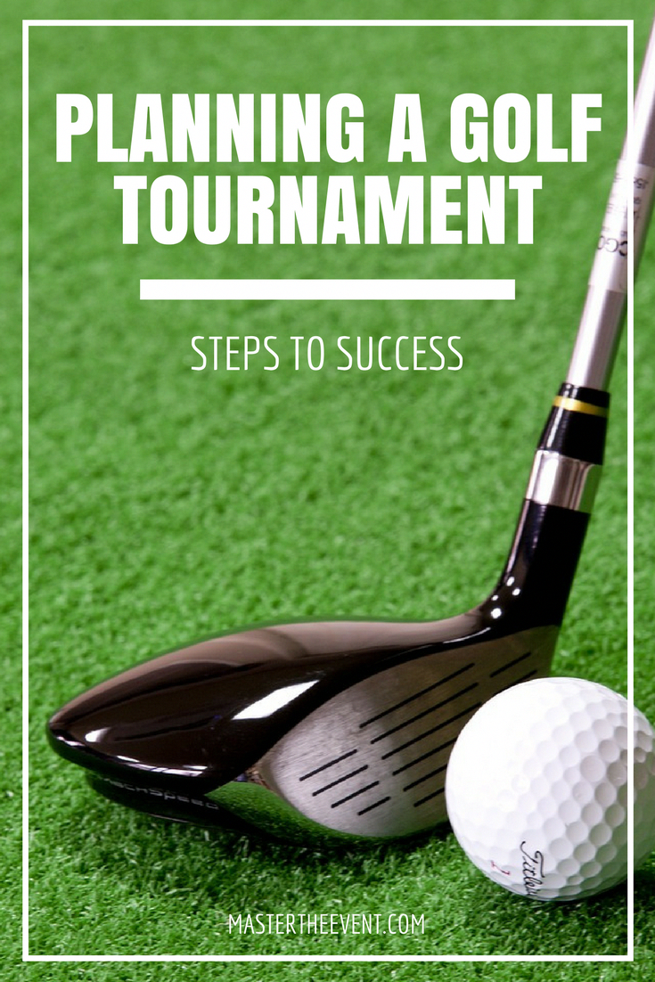 Steps to Success to Planning a Golf Tournament