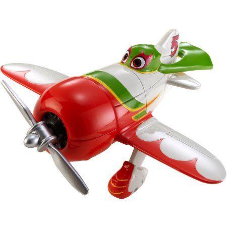 Disney Planes El Chupacabra Die-Cast Plane, Multicolor