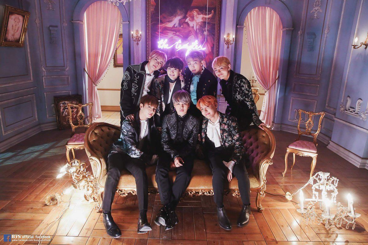 Pin On Bts Bts wallpaper hd blood sweat and tears