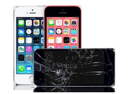 Iphone 5s Or 5c Cracked Screen Repair Guide Iphone Repair Smartphone Repair Mobile Phone Repair
