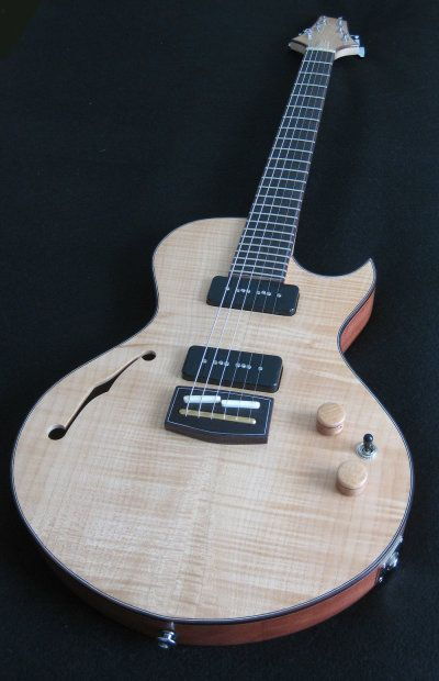 Bright Guitars Sunbird Custom