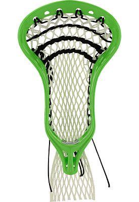 New Under Armour Revenant Mens Lacrosse Head unstrung Green field box NFHS spec