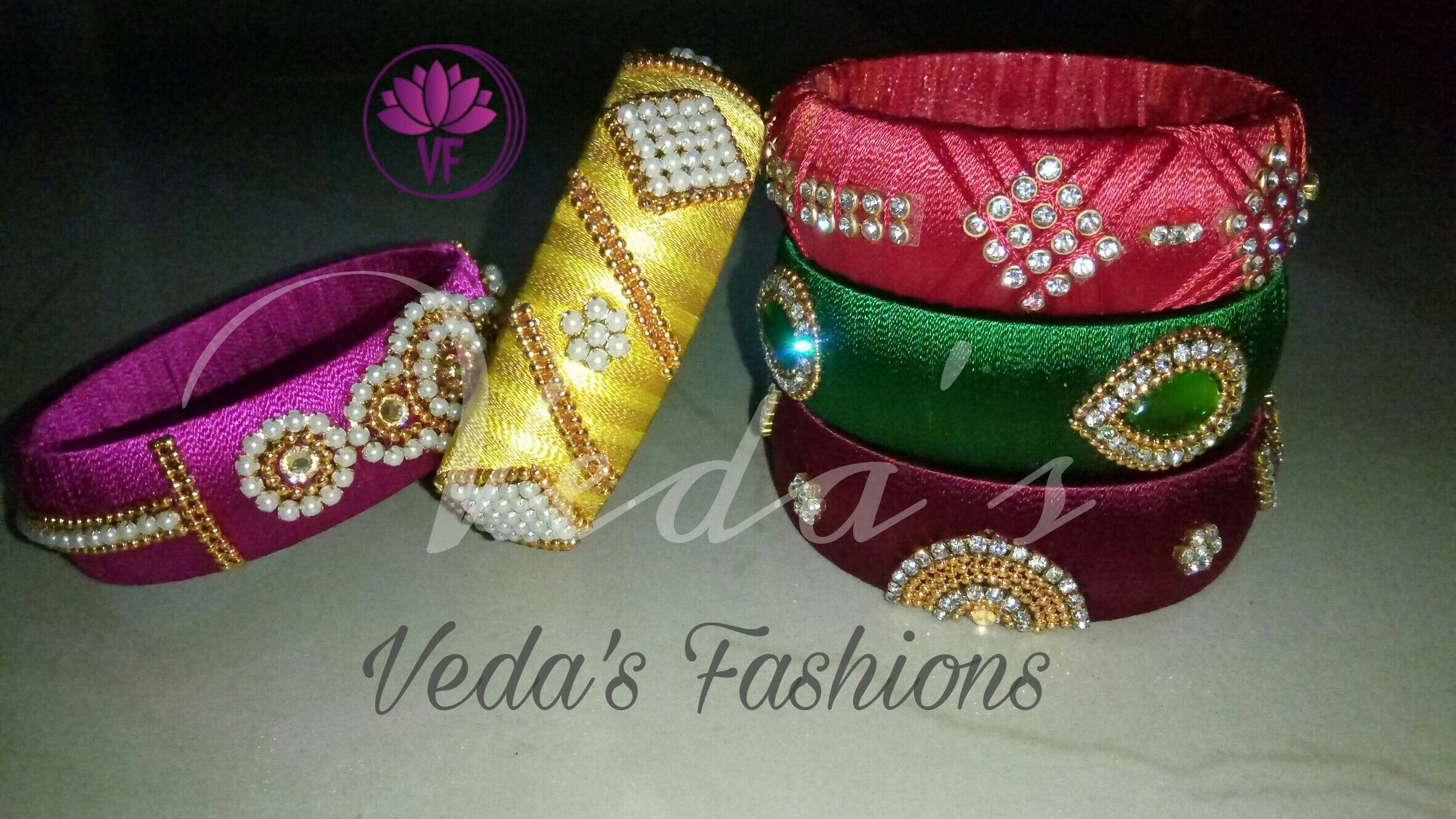 Kada Bangles. For price and orders Pls inbox me or WhatsApp @ 8124310818