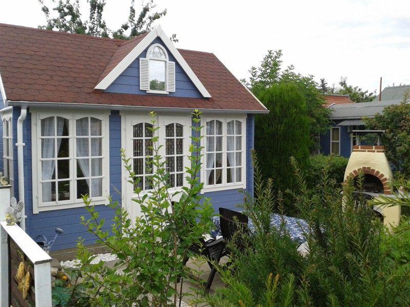 Gartenhaus Modell Clockhouse28