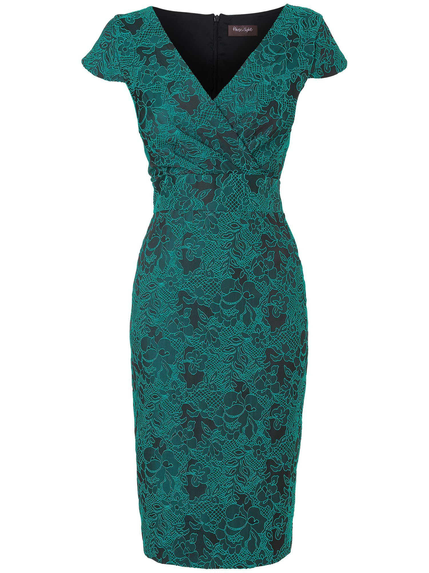 Phase Eight Lily Stretch Jacquard Dress House of Fraiser | clothes ...