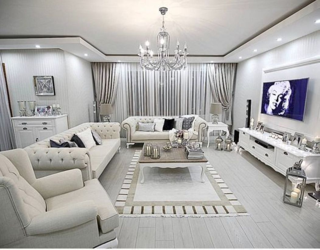 41 Sublime Modern Living Room Design For Ultimate Glam Decor