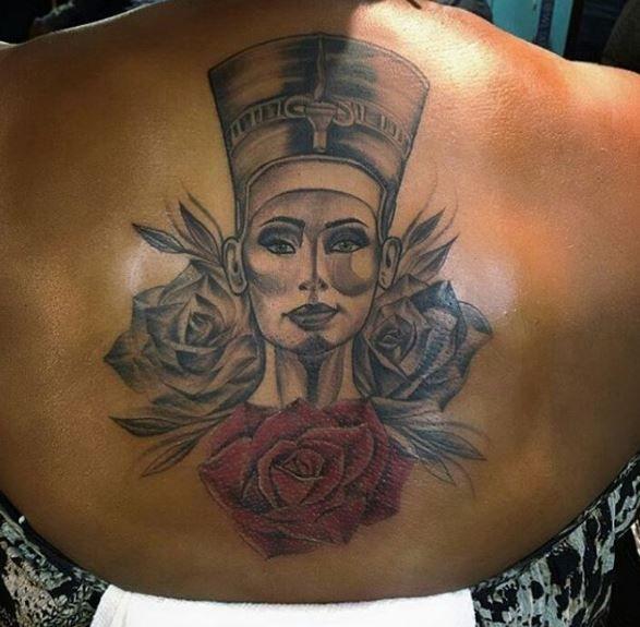 50 Attractive Queen Tattoos Designs For Women (2017
