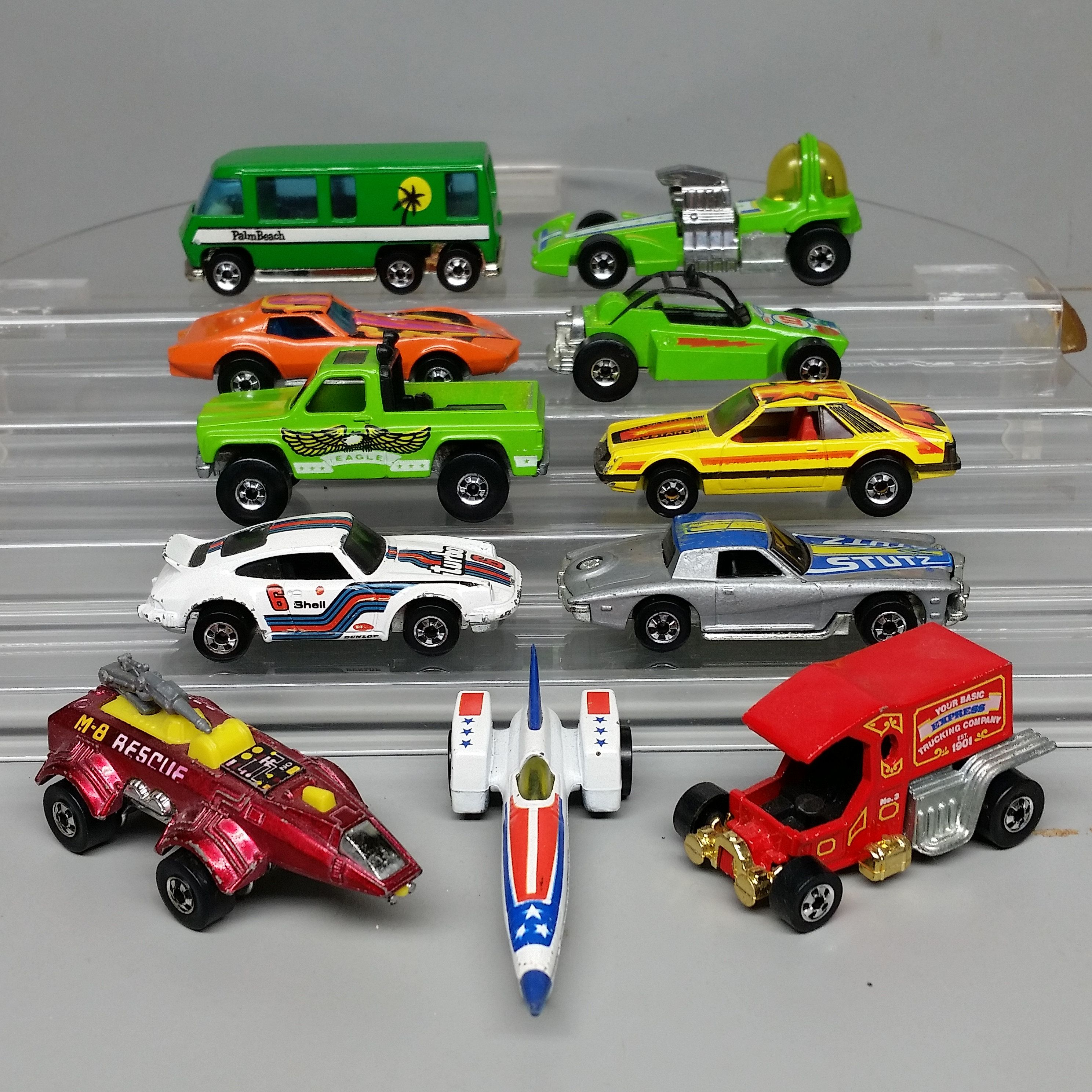 The Hot Wheels Cars of 1980 by Mattel Hot wheels cars