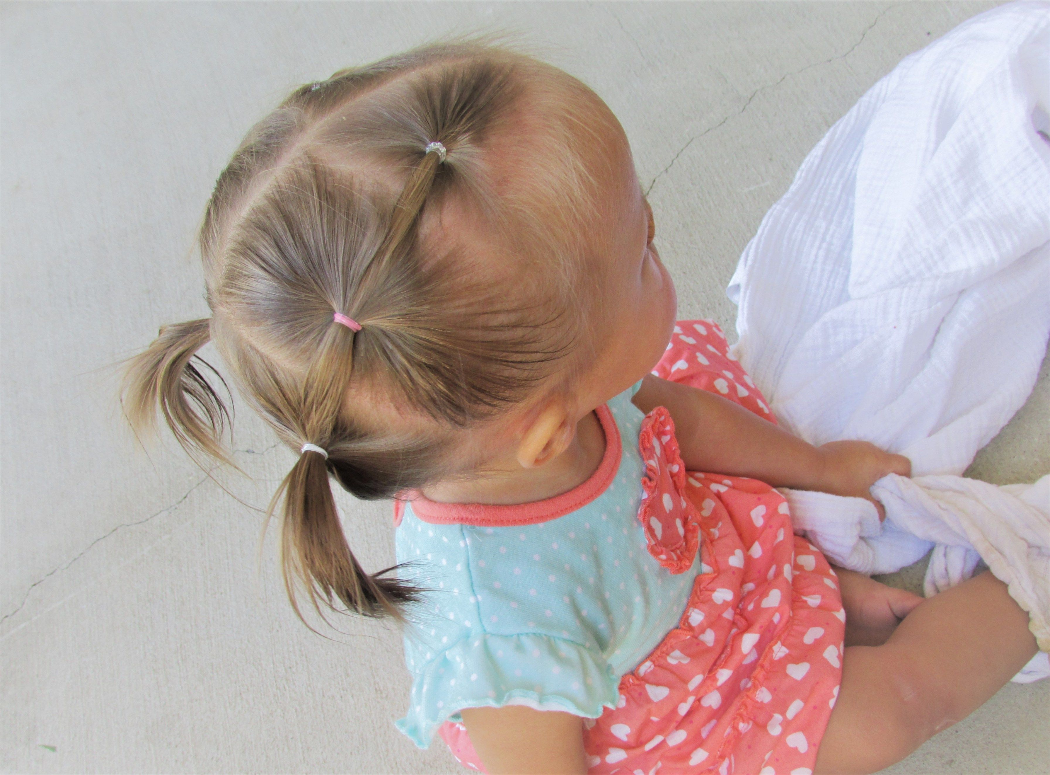musthave easy toddler hairstyles in two minutes or less