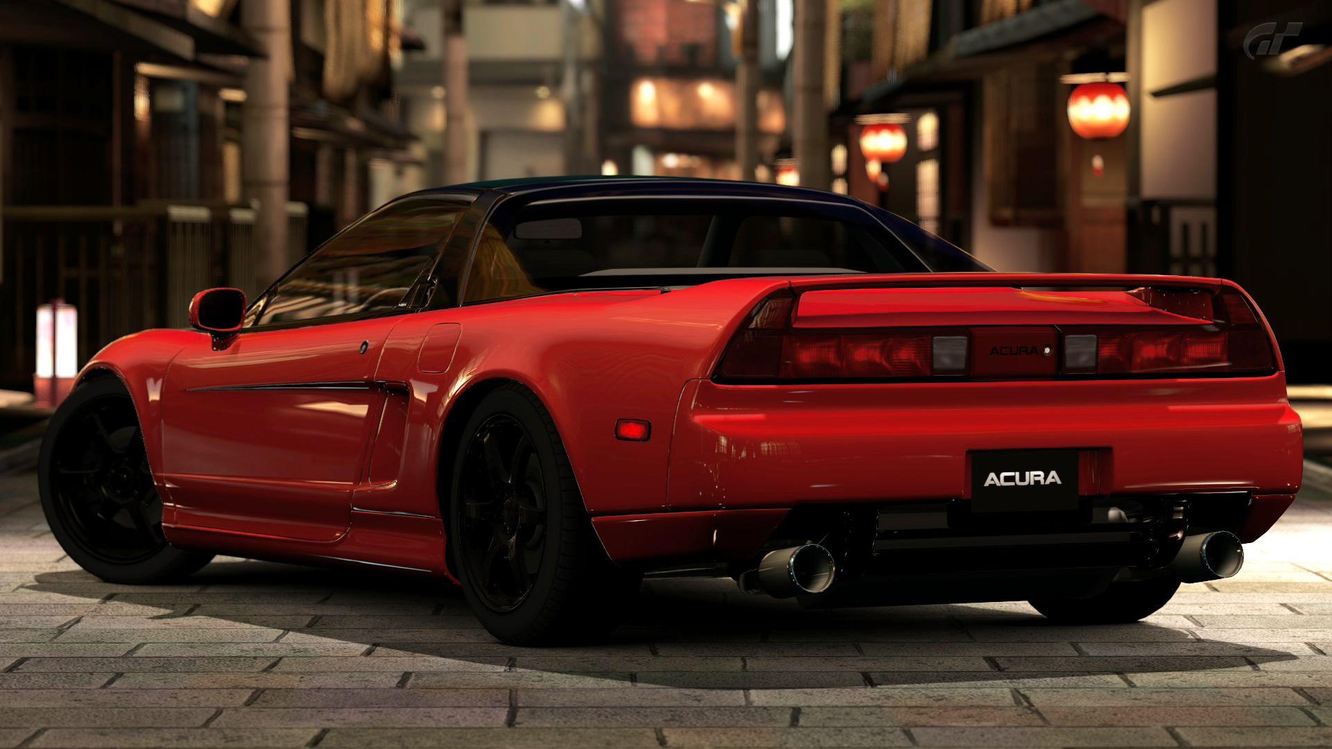 Nice 1991 Acura NSX (Gran Turismo 5) By Vertualissimo
