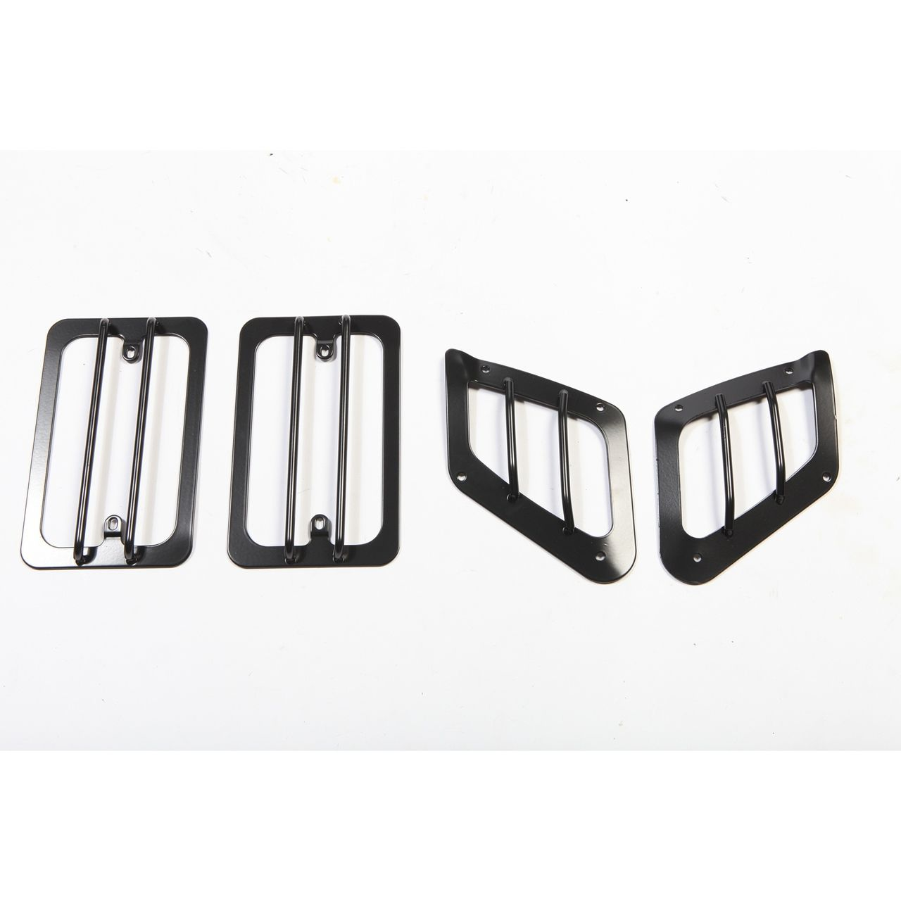 Euro Style Turn Signal And Side Marker Guard 97 06 Jeep Wrangler Tj
