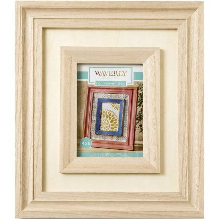 Home Wood Picture Frames Picture On Wood Frame