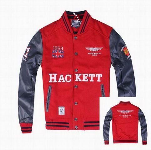 polo ralph lauren outlet Hackett London Aston Martin Racing 1959 No.1 Jacket  Red http://www.poloshirtoutlet.us/