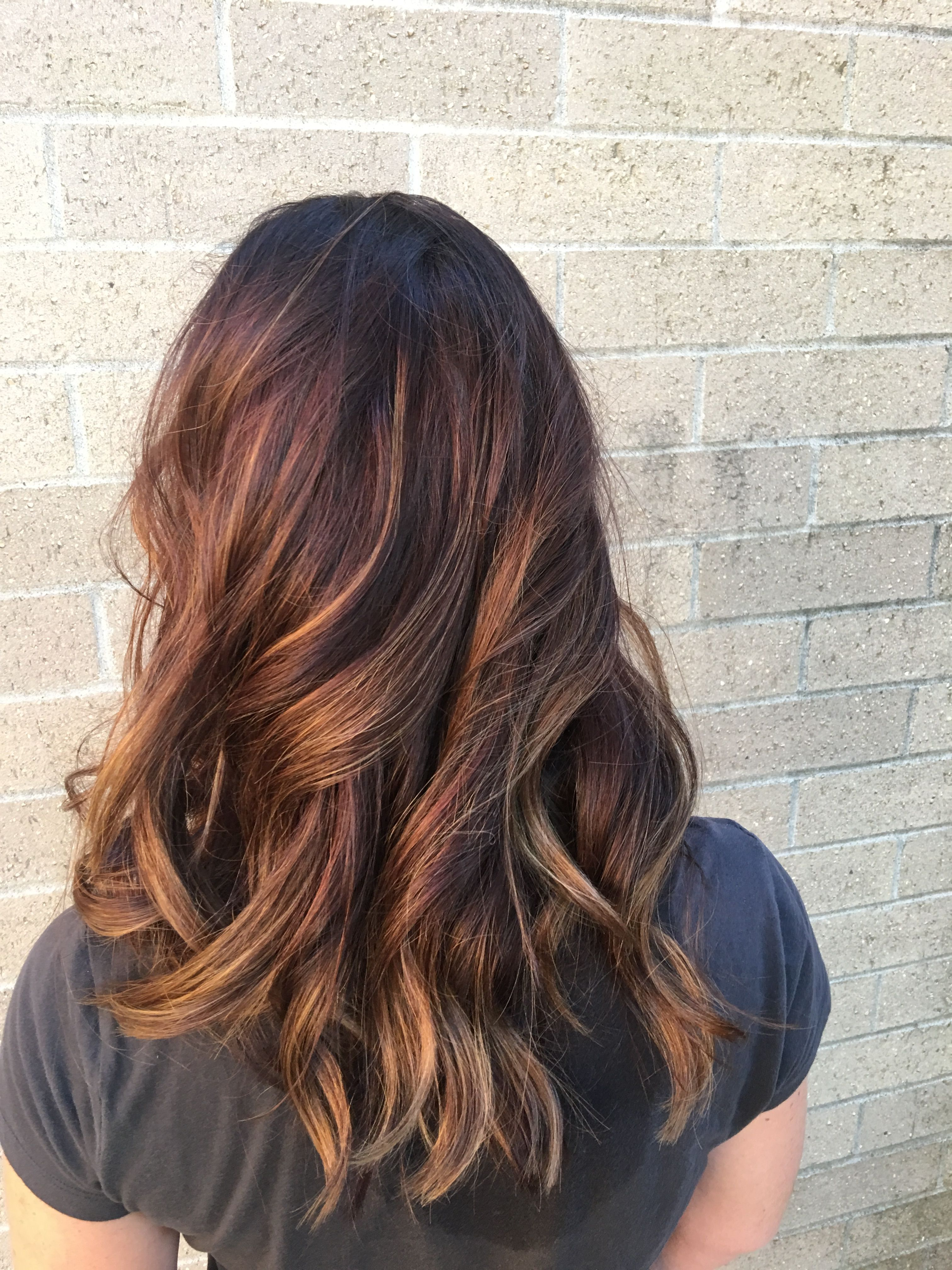 Pin By Danielle On Color Is What I Do Hair By Me