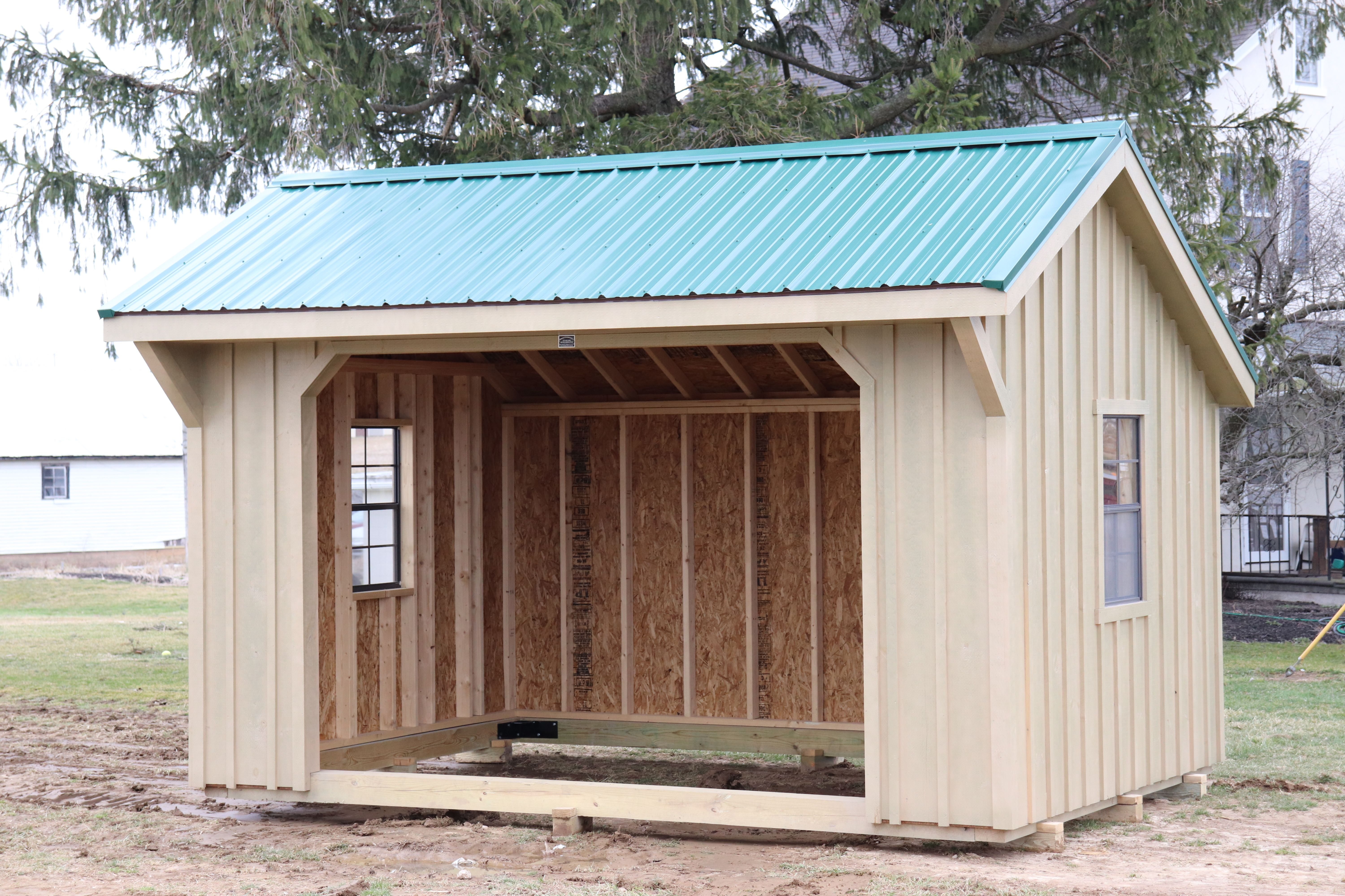 Best S5411 In 2020 Architectural Shingles Run In Shed Shed 640 x 480