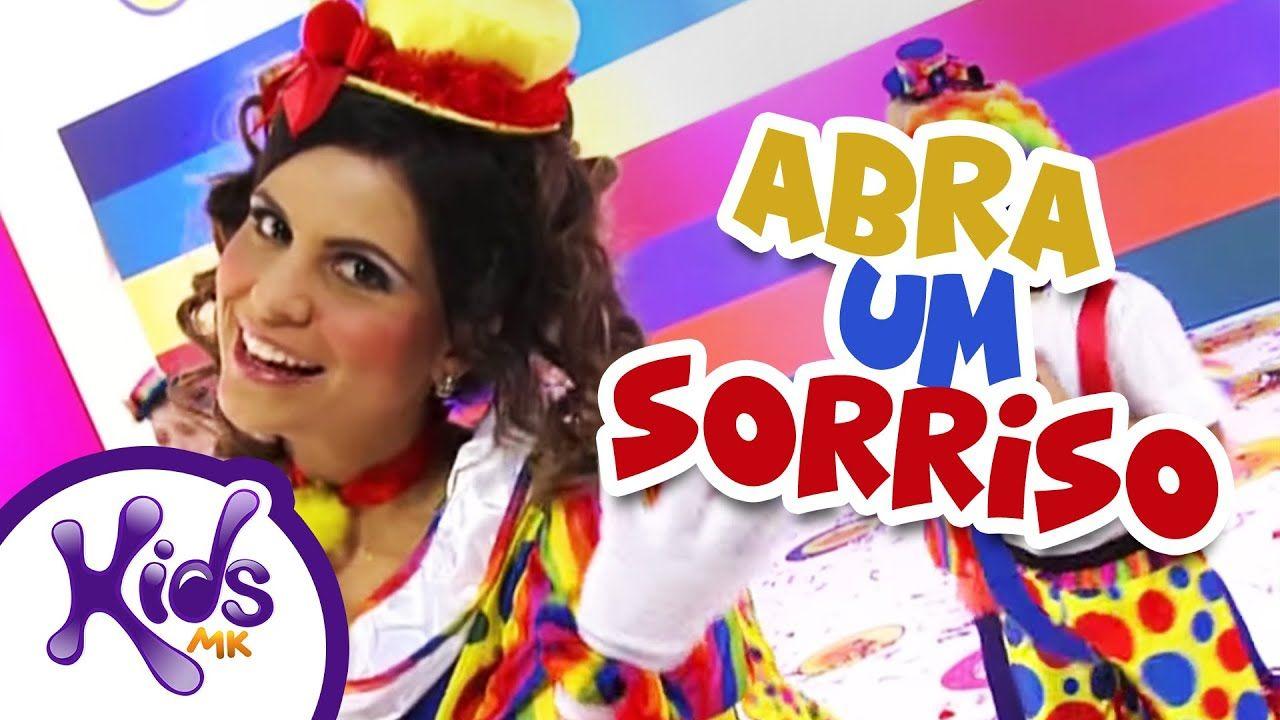 Abra Um Sorriso Aline Barros Cia 3 Oficial Abra Sorriso