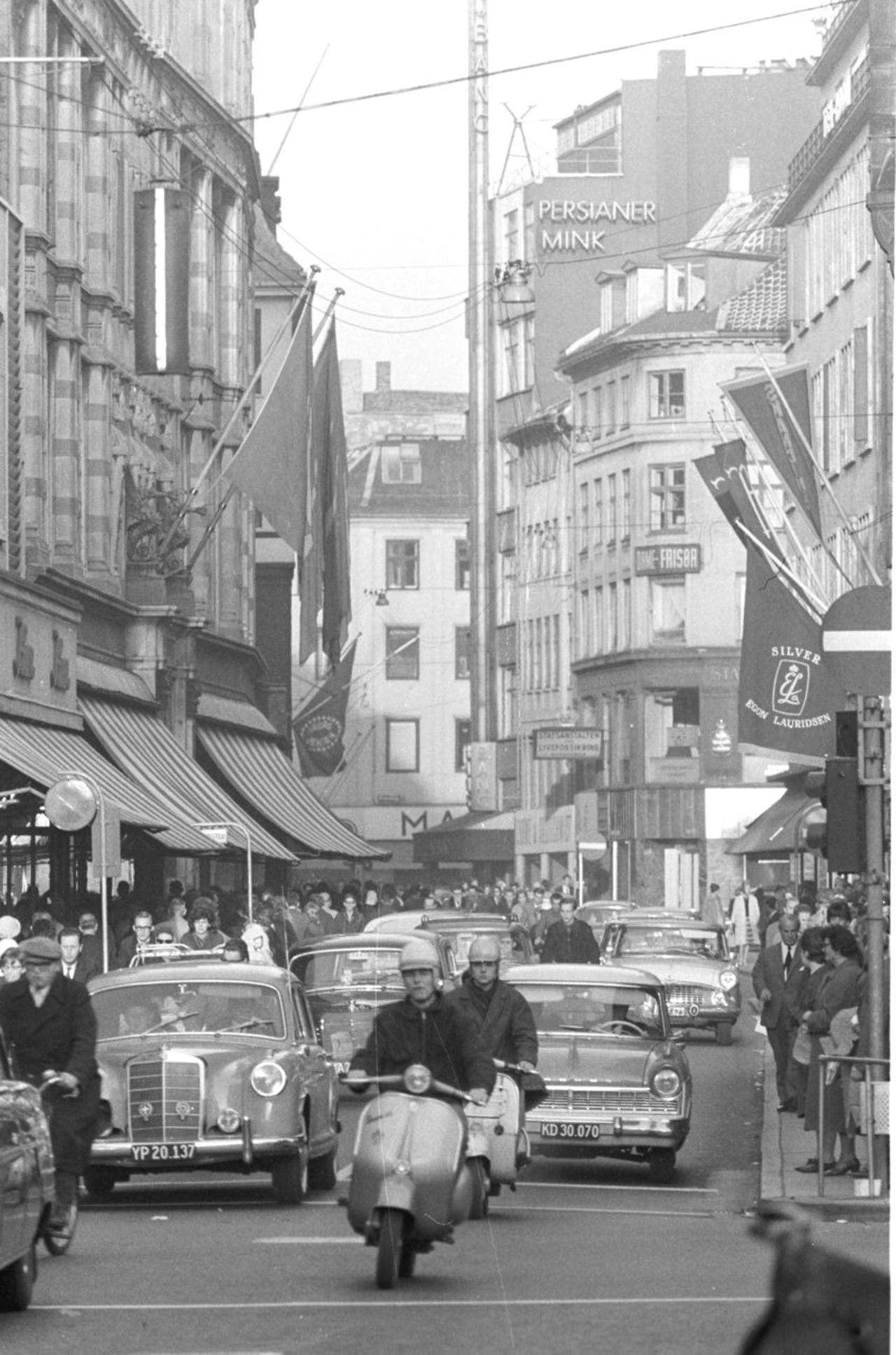 Pin Pa Old Denmark