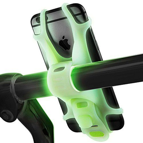 Mengo Lumi Phone Bike Mount Holder Fits Any Device With 4 6 Inch