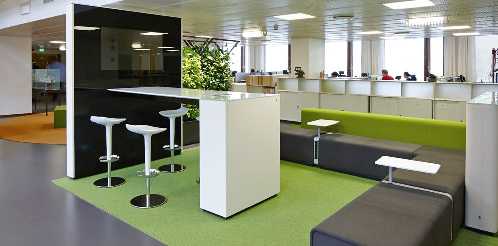 PARCS Idea Wall Bene Office Furniture Corporate Pinterest