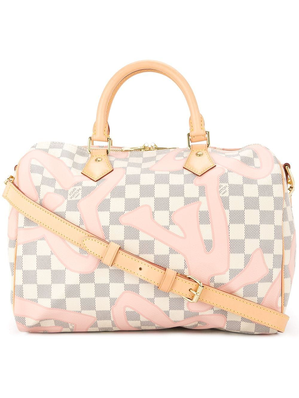 cf61fed2a6f21 Louis Vuitton Pre-Owned Speedy Bandouliere 30 2-way Tote in 2019 ...