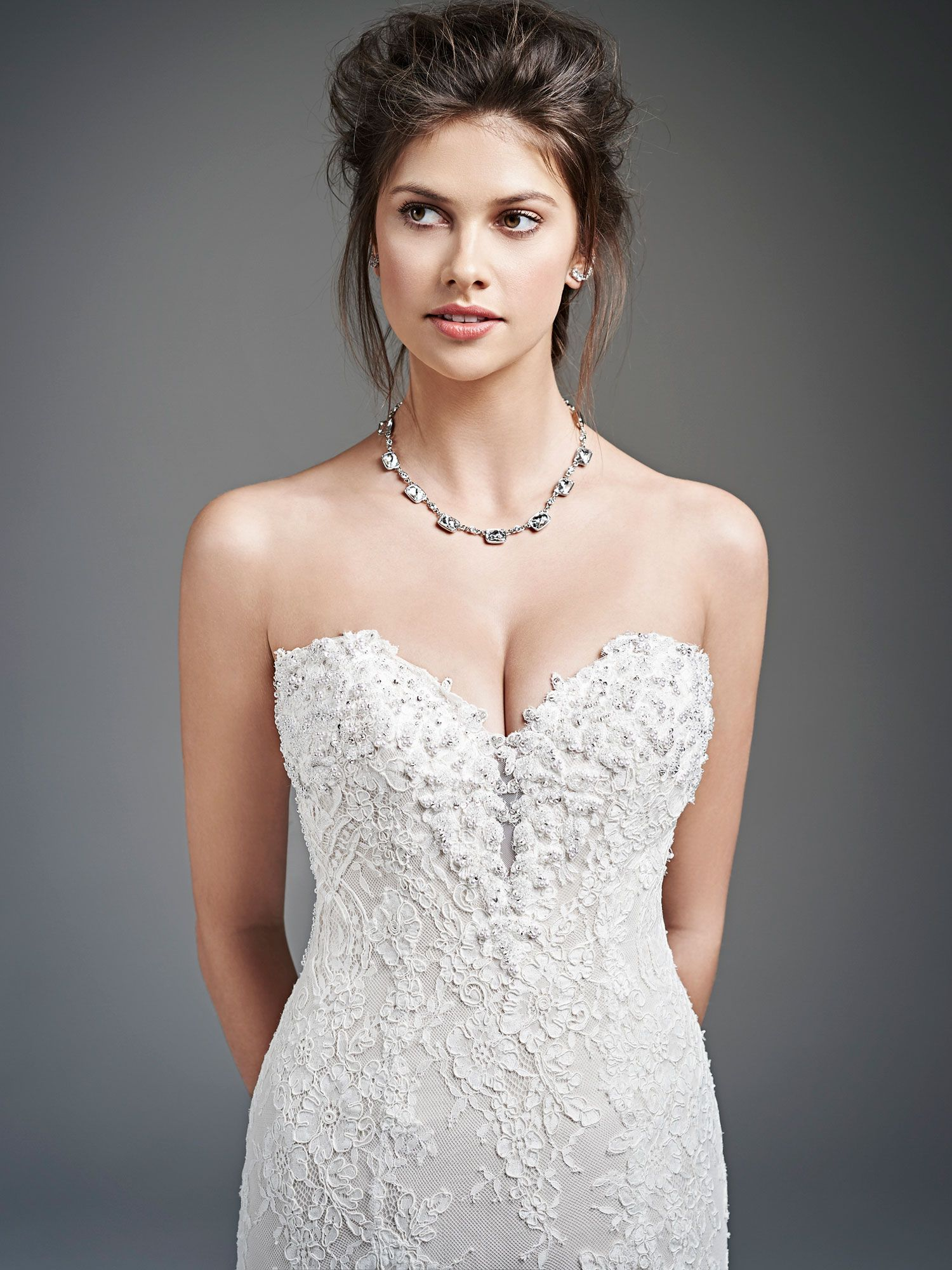 KENNETH WINSTON #1628. AVAILABLE @ LOWS BRIDAL.   Dresses.<3 ...