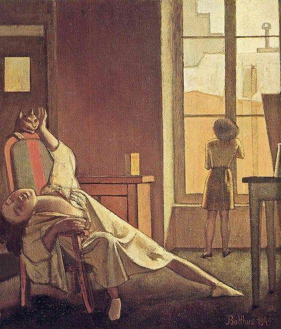 Resultado de imagen de balthus 1949.