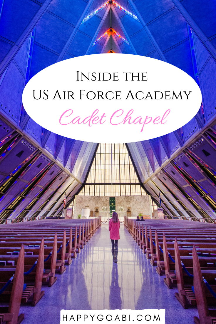 US Air Force Academy Chapel Architecture Attraction Air