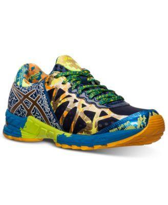 amplia selección de diseños Precio al por mayor 2019 disfrute del envío de cortesía Asics Men's Gel-Noosa Tri 9 Gr Running Sneakers from Finish Line ...