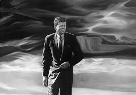 Image result for john f kennedy in black & white