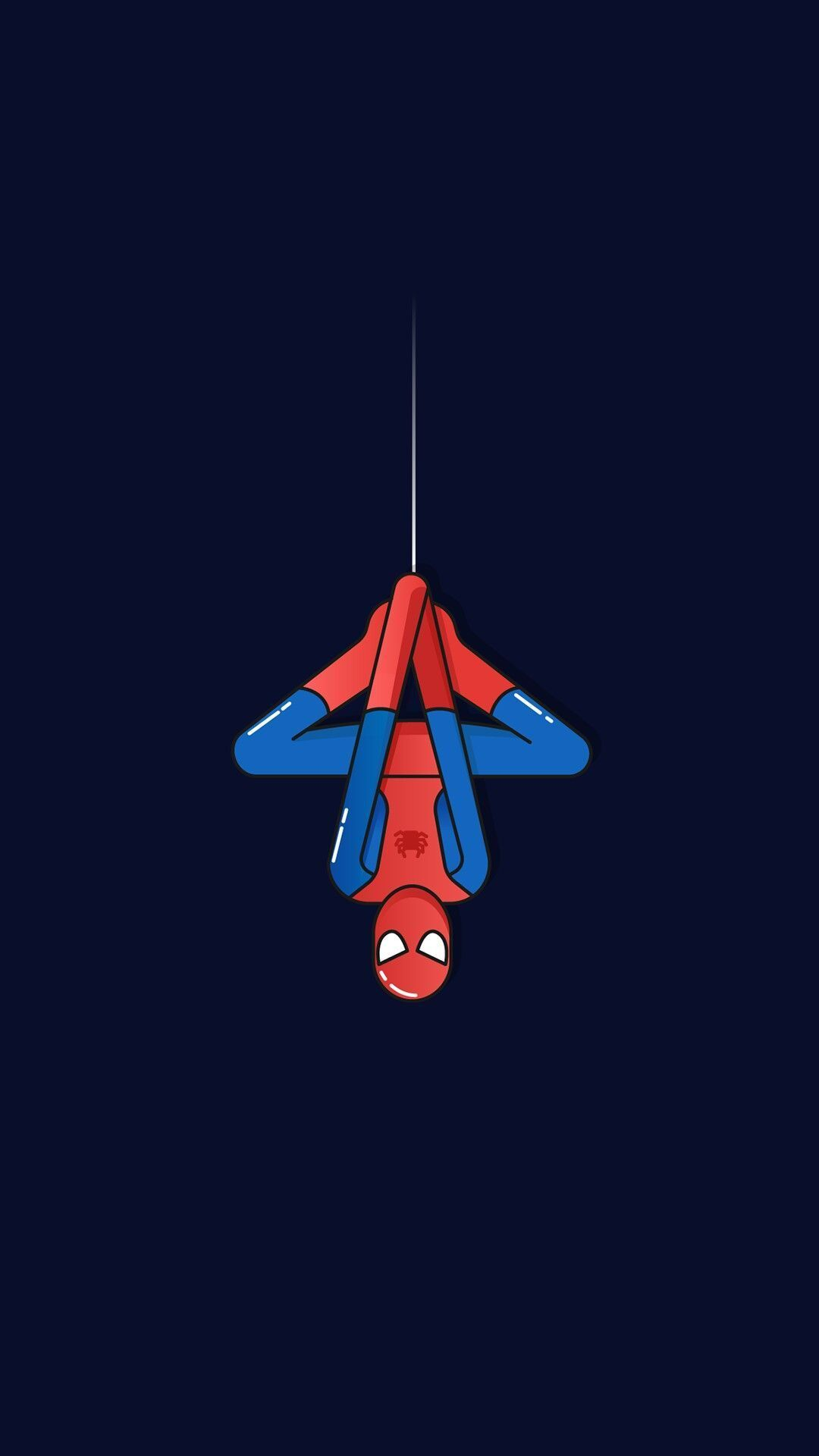 Spider Man Minimal iPhone Wallpaper ...