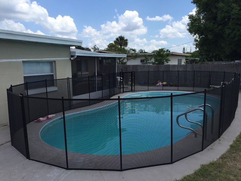 Pine Hills Pool Fences - Every backyard should have a Baby Barrier