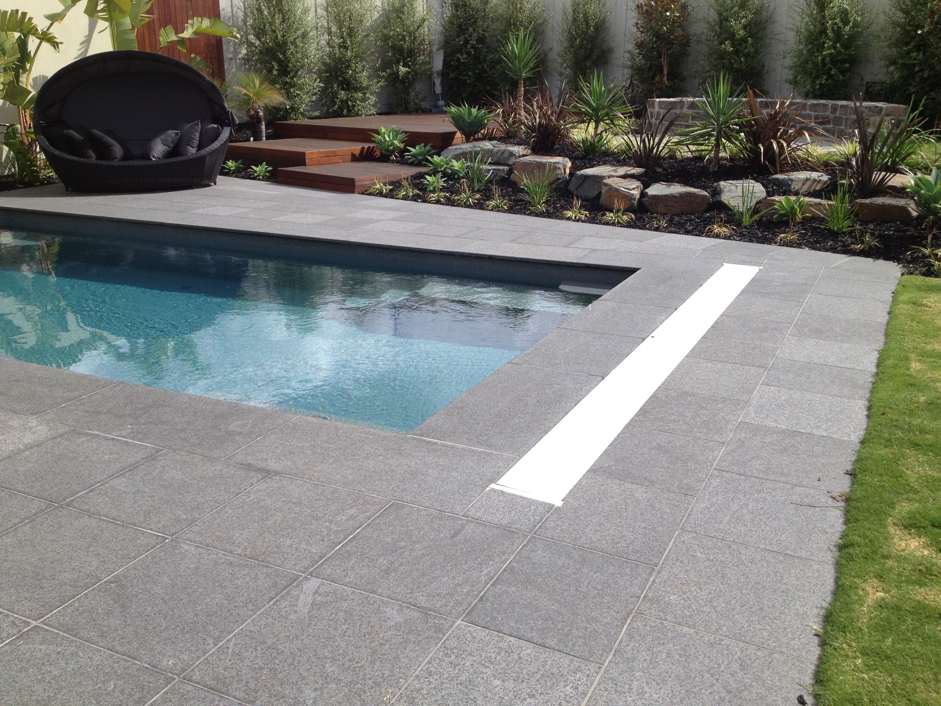 Sunbather Downunder Hidden Pool Cover Roller System Hide Your Pool Cover Neatly And Easily
