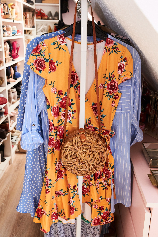 Sistermag 42 Metropolis De Kleiderschrank Organisieren Pinterest