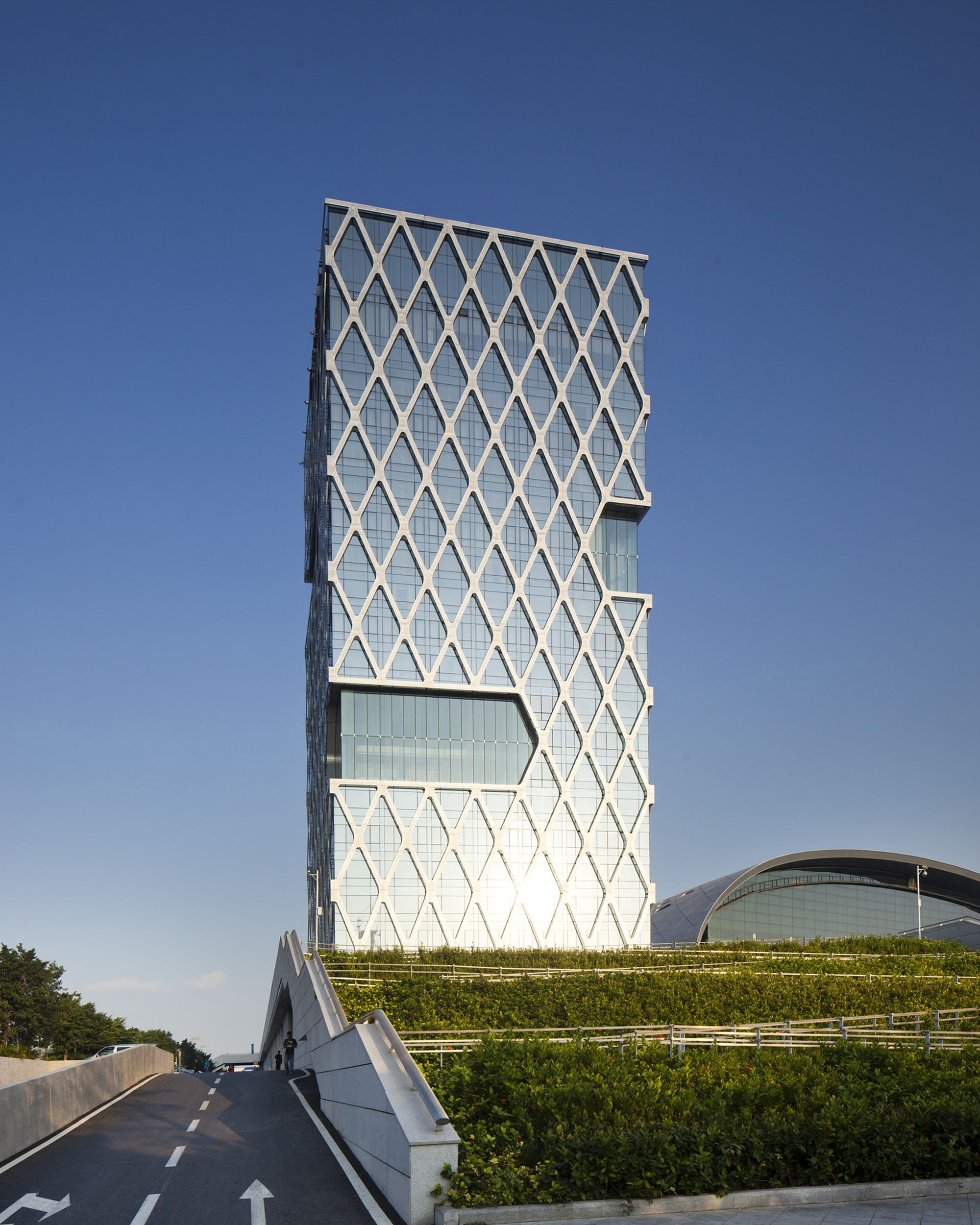 Galeria - Hotel Kapok Shenzhen Bay / Goettsch Partners - 6
