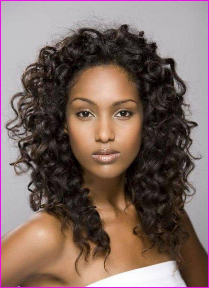 50 easy and cute hairstyles for mediumlength hair  curly