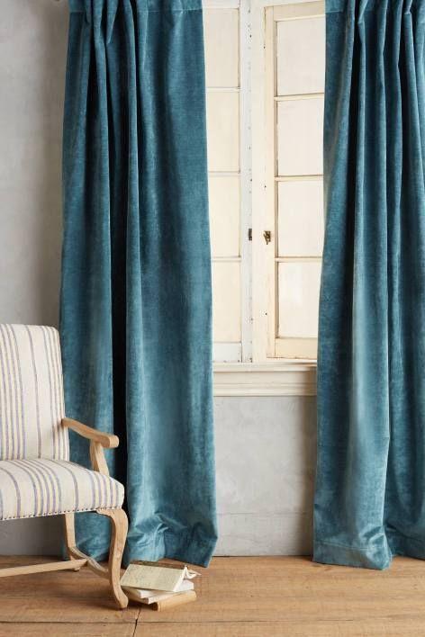 Impressive Teal Velvet Curtains And Best 20 Velvet Curtains Ideas Magnificent Teal Living Room Curtains Inspiration Design