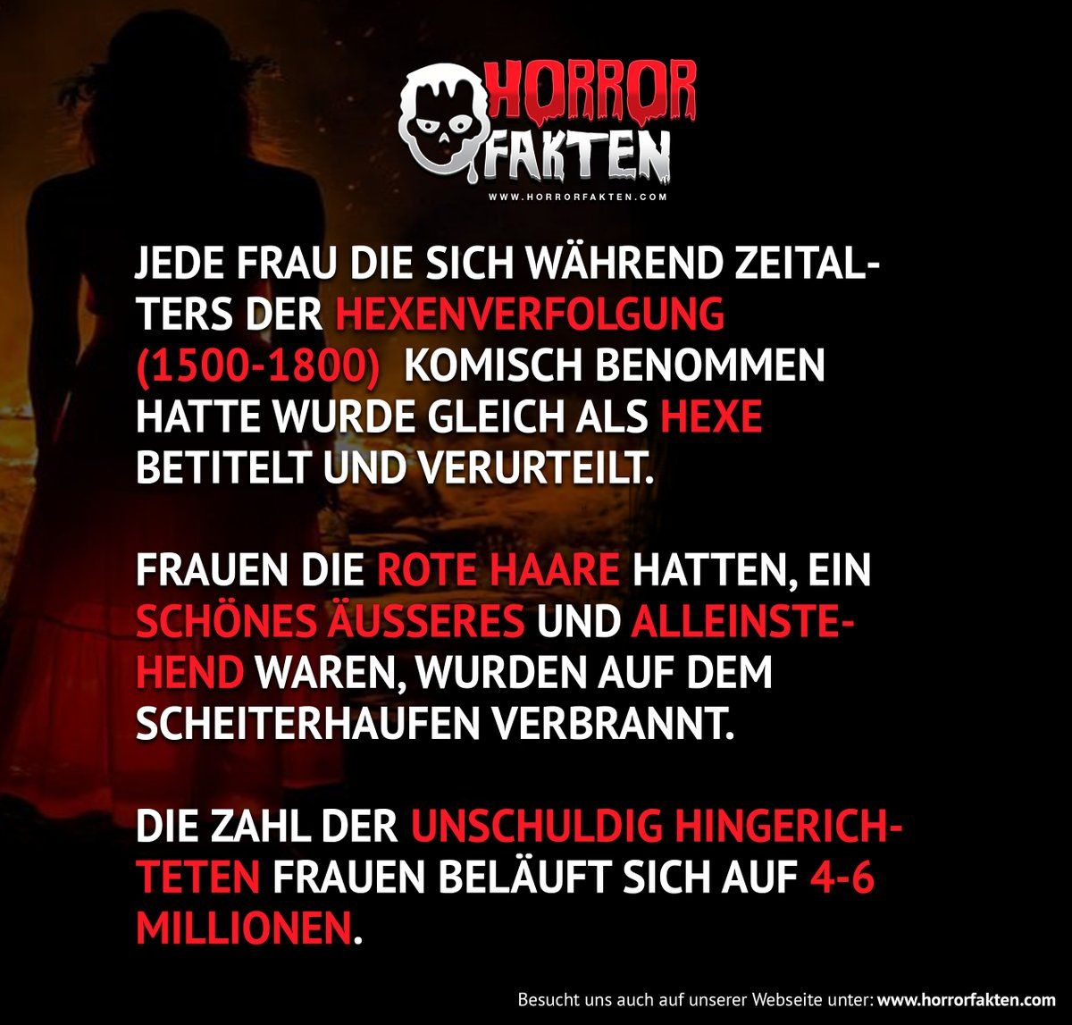 Horror Fakten (@HorrorFaktenOf) | Twitter | Horror Fakten ...