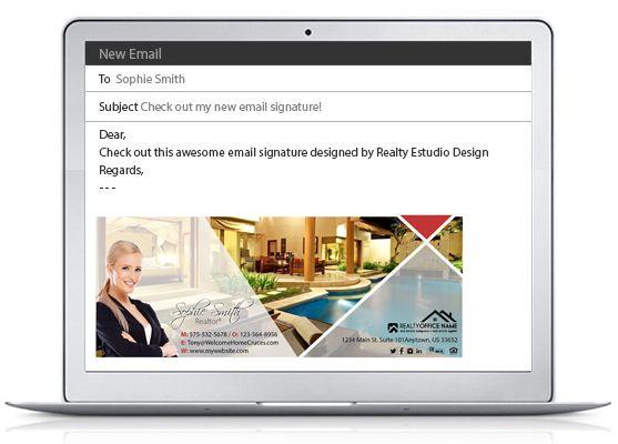 real estate email signature 10 email signatures
