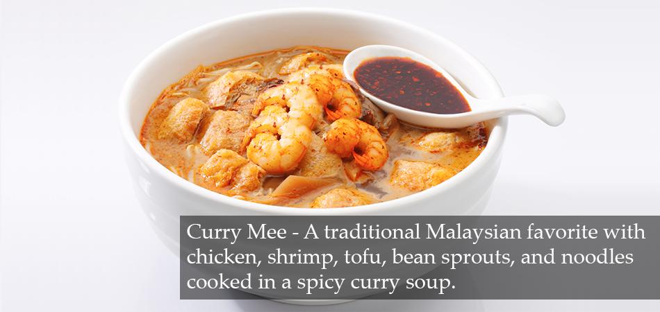 Curry Mee Jenny S Kuali Malaysian Cuisine Vegetarian Dishes Foodie Heaven