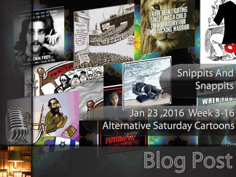 Alternative Saturday Cartoons - Week 03-16 - Helpful Tidbits