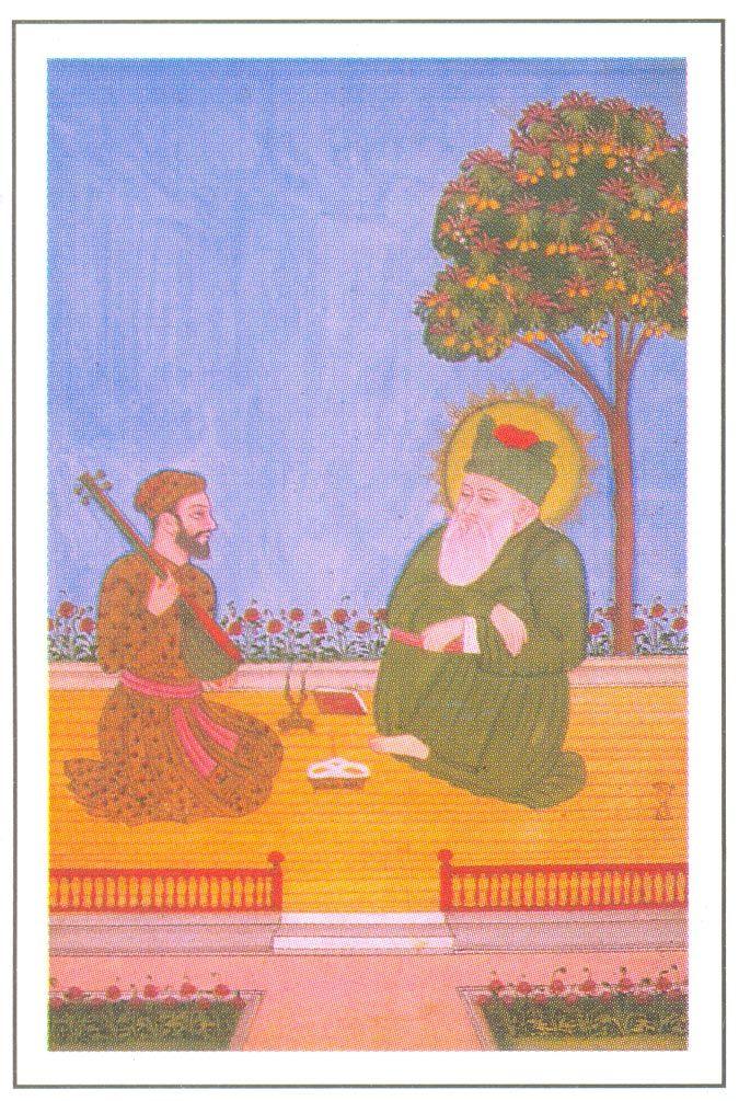 the relationship between amir khusro and nizamuddin auliya