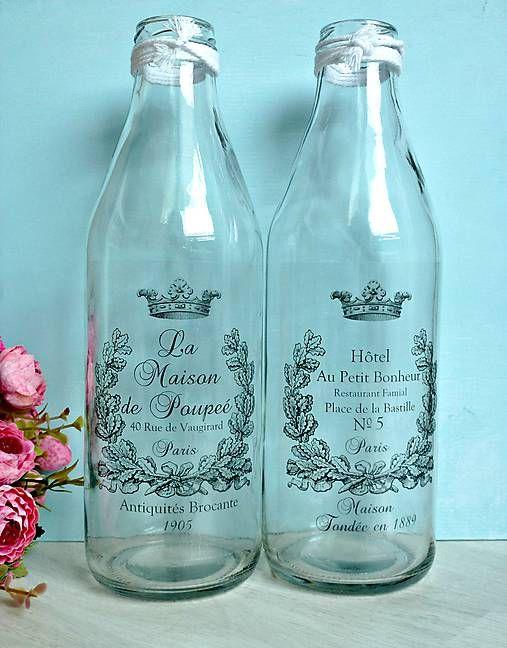 Francúzske fľaše