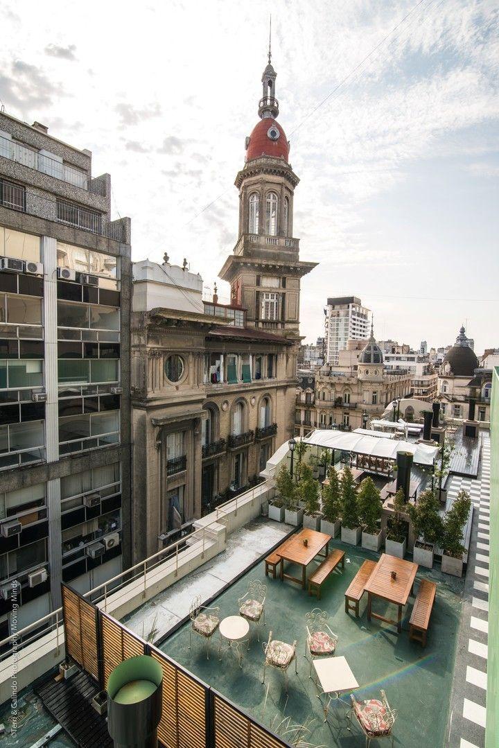 Bares En Las Alturas 6 Rooftops Para Conocer En Buenos