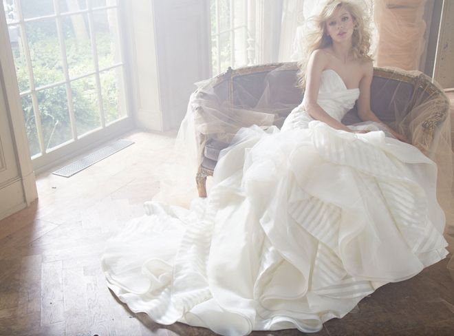 Hayley Paige Fall 2013 Bridal Collection